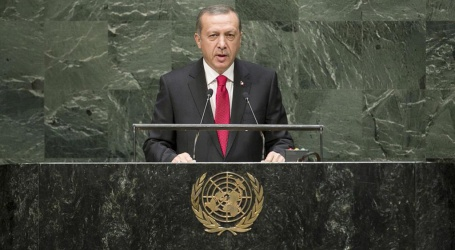 Turkey cannot remain silent over use of sanctions as 'weapons': Erdogan