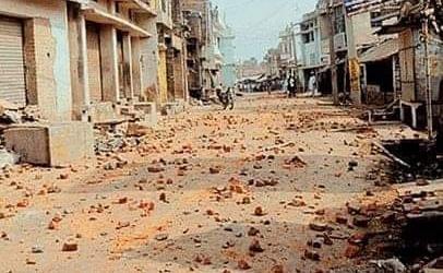 सीतामढ़ी दंगे पर एक संक्षिप्त रिपोर्ट
