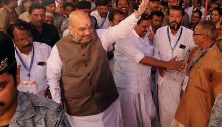 Sabarimala Temple: Kerala government suppressing Ayyappa devotees, says Amit Shah