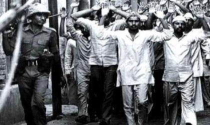 हाशिमपुरा कत्लेआम: पीएसी के 16 जवानों को  HC ने दी उम्रकैद की सजा,45 मुस्लिमों का किया था कत्ल