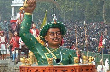 Today, 20th November is the 269th birth anniversary of Tipu Sultan