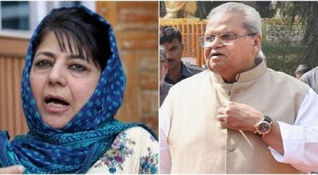 जम्मू-कश्मीर में राज्यपाल ने विधानसभा भंग की, सरकार बनाने की संभावना हुई खत्म