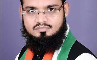 कासमी बने मध्यप्रदेश कांग्रेस कमिटी के प्रदेश सचिव
