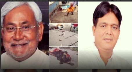 MLC खालिद अनवर ने सीतामढ़ी के 80 वर्षीय जैनुल को ज़िंदा जलाए जाने को बताया अफवाह