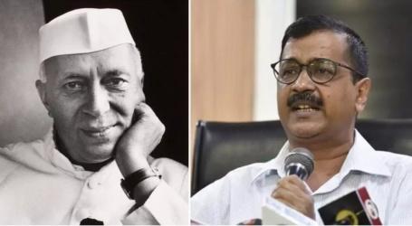अगर नेहरू ने IIT की जगह 'मंदिर-स्टैच्यू' बनवाए होते तो हम आज मंदिर में घंटा बजा रहे होतेः केजरीवाल