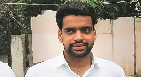 DU fake degree row:Delhi police registers FIR against ABVP's Ankiv Baisoya