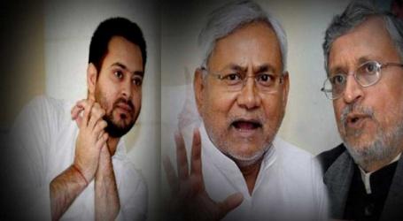 नीतीश कुमार और सुशील मोदी आने वाले दिनों में दोनों होंगे जेल में: तेजस्वी यादव