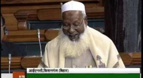 कांग्रेस के वरिष्ठ नेता और किशनगंज से सांसद मौलाना असरारुल हक क़ासमी का निधन