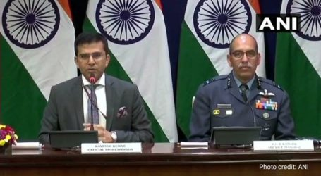 India lost one Air Force plane, pilot is missing in action: MEA Spokesperson