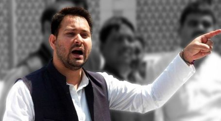 CM Nitish Kumar shielding criminals: Tejashwi on Muzaffarpur Case