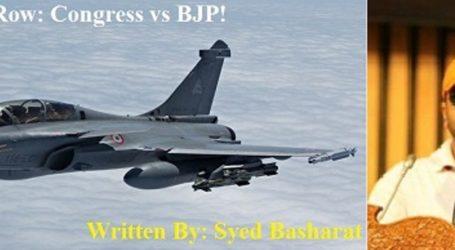 Rafale Deal Row: Congress vs BJP!