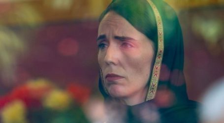 New Zealand PM Jacinda meets Christchurch terror attack victims' families wearing hijab