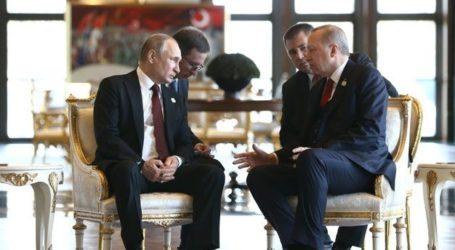 President Erdoğan heads to Moscow to boost Turkey-Russia ties, discuss Syria with Putin