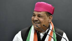 Congress fields Kirti Azad from Jharkhand's Dhanbad