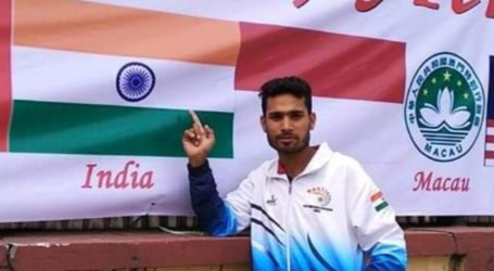 Para taekwondo player Haider Pervez has been selected for 5th Asian para taekwondo to be held in Jordon from 17th July,but he is not able to bear expenses.Help him out:Huma Noori(JMI)