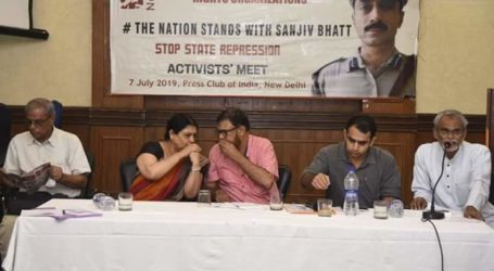 I WANT MY SANJIV Bhatt BACK HOME: SHWETA BHATT