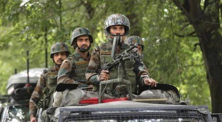 Jammu and Kashmir: Chronology of recent major developments