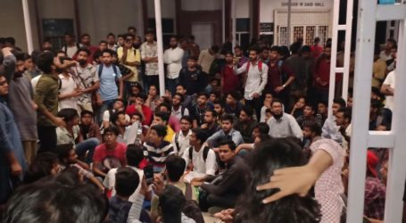 Attack on JMI Students,Pro RSS VC is Bootlicker of Israel:Campus Front
