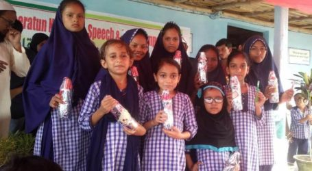 Al-Ghazali International School Araria Conducted Siratul-Nabi Quiz, Naat and Speech Competition