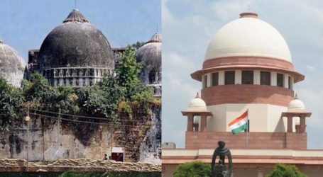 Babri Masjid Case: Disputed Land To Hindus; Muslims To Get Alternate Space For Mosque : SC