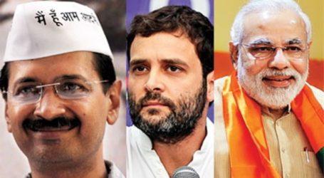 The Battle of Delhi Election