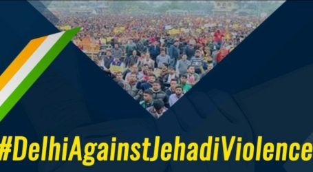 "Hate Against Muslims: ""DelhiAgainstJehadiViolence"" hashtag trending on Indian Twitter"