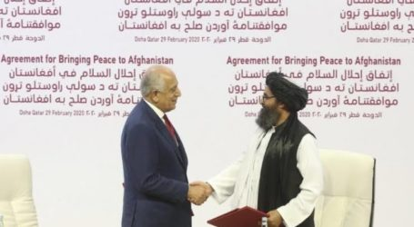 "US, Taliban Sign Deal: Afghanistan's Soil Is ""Graveyard Of Empires"""