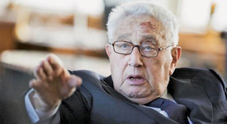 "Henry Kissinger: ""The Coronavirus Pandemic Will Forever Alter the World Order"""