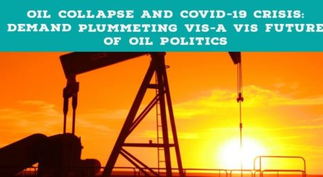 Oil Collapse and COVID-19 Crisis: Demand Plummeting vis-a-vis Future of Oil Politics