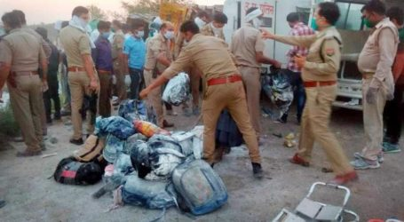 24 migrant workers killed, 36 injured in truck collision in Uttar Pradesh