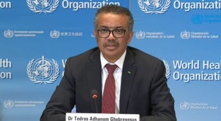 Trump's Twitter letter to WHO chief Tedros is full of political threats