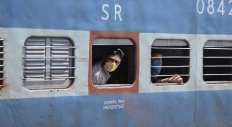First special train ferrying migrants reaches Jharkhand