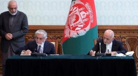 UN chief Guterres encouraged by pact between Afghan prez Ghani, Abdullah