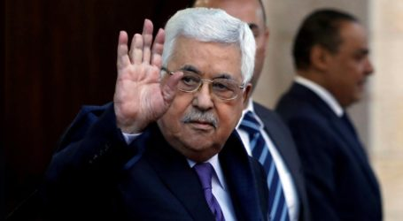 Palestinian President Abbas abolishes all accords with Israel and US