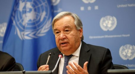 UN chief: Coronavirus pandemic is unleashing a 'tsunami of hate', appeals for global action against it