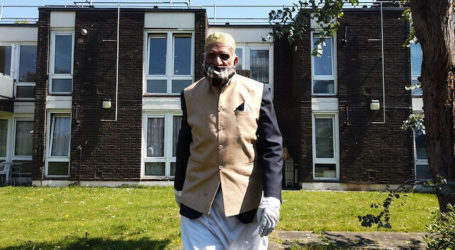 100-year-old Muslim man raises $92K for coronavirus victims while fasting
