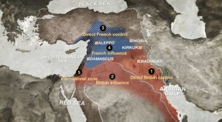 "Analysis | Do You Know? The Secret ""Sykes-Picot"" Agreement"