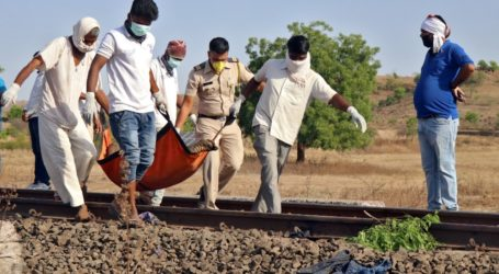 Exhausted Migrants Fell Asleep On Tracks, crushed to death by goods train in Maharashtra
