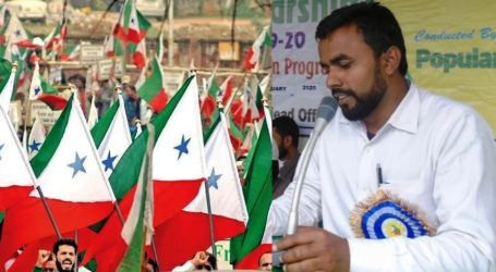 Fascist barbarism continues amid lockdown, PFI planning to hold anti-fascism conference on 10th May