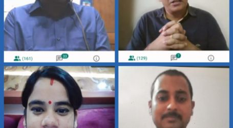 Noida International University conducted a Webinar on Right To Equality- Paradigm Shift
