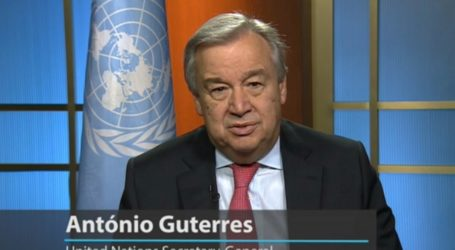 UN chief criticises lack of global cooperation on tackling COVID-19