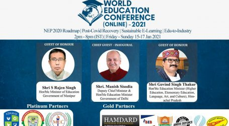 The Policy Times and Shiv Nadar University Bring Together India's Largest 3-Day Virtual Education Conference