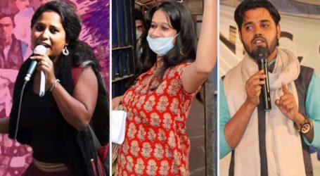 Delhi High Court has granted bail to three UAPA accused Jamia student Asif Iqbal Tanha, JNU Students Devangana Kalita and Natasha Narwal in North East Delhi riots case
