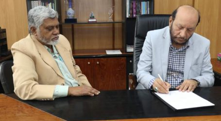 Prof. Syed Ainul Hasan takes charge as New Vice-Chancellor of MANUU