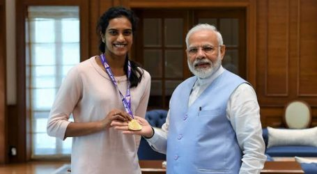 PV Sindhu is India's pride: PM Modi congratulates her for winning Bronze Medal at Tokyo Olympics