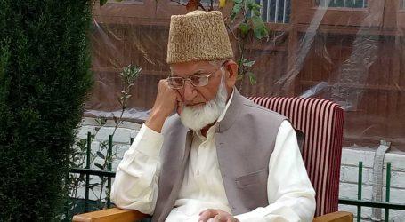 Hurriyat leader Syed Ali Shah Geelani passes away at 92 in Srinagar
