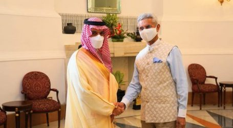 Saudi Arabia's top diplomat in India talks amid fears of new Taliban repression